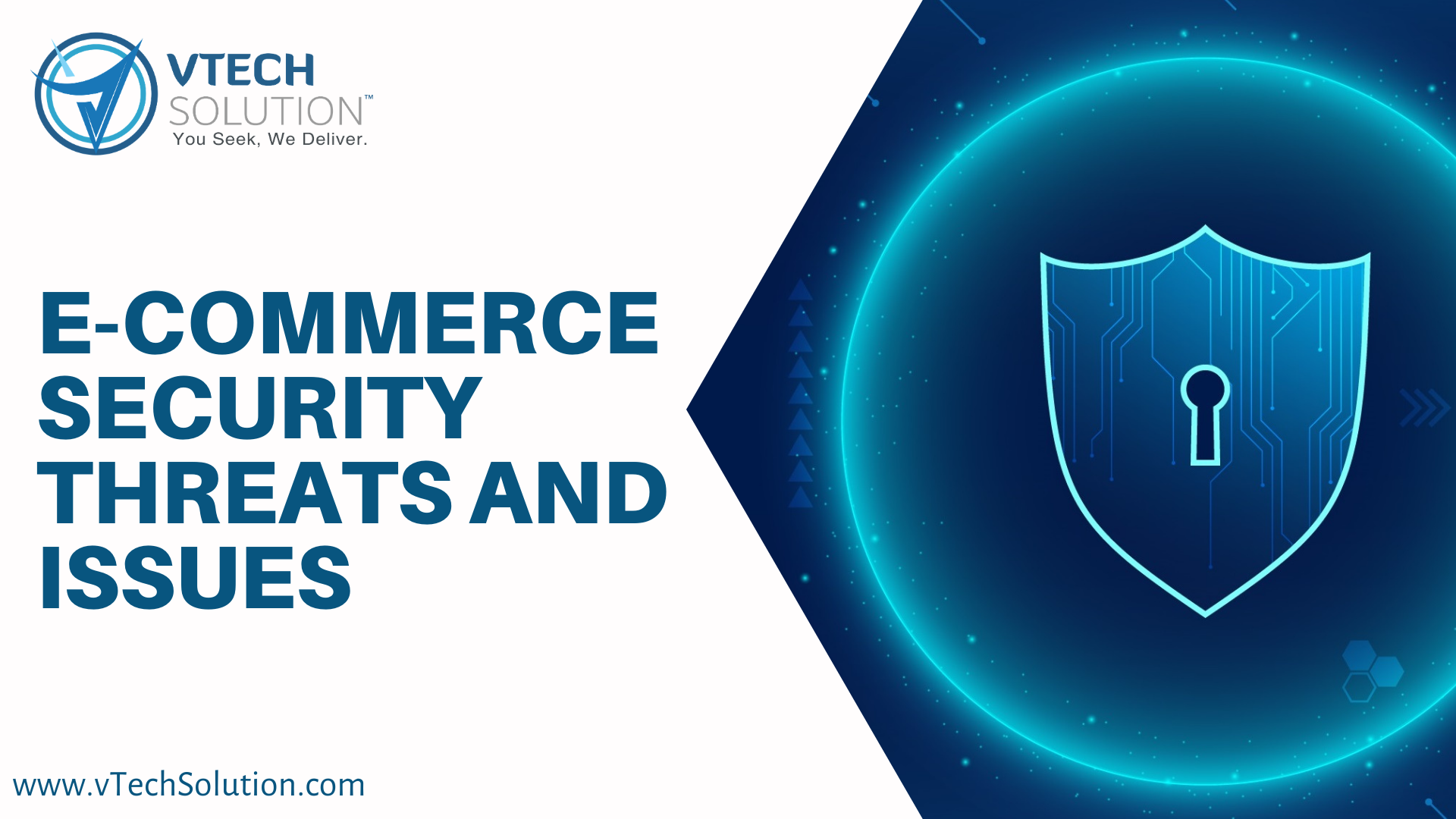 Security Threats Issues E Commerce Businesses Frequently Face Vtech Solution